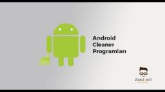 En iyi android cleaner programı