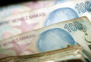 100 Türk Lirası