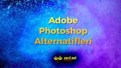 Adobe Photoshop Alternatifleri