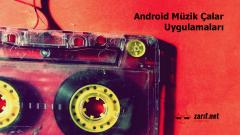 Android İçin En İyi Müzik Çalar Uygulamaları 2018-2019