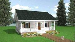 Küçük Ev İç Dekorasyon Örnekleri 2019