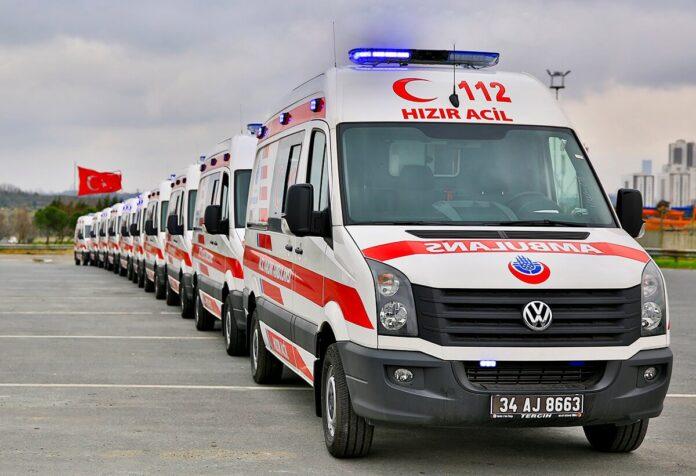 Ambulans Şoförü