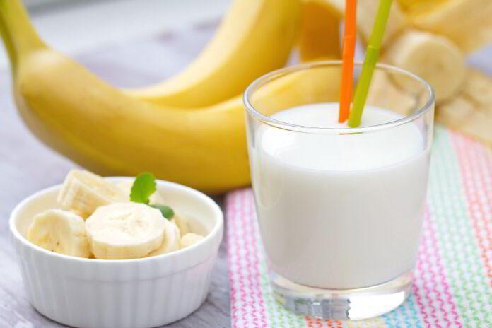 Muz ve Süt Diyeti